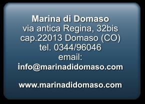 Marina di Domaso - Turistic harbor on Como lake